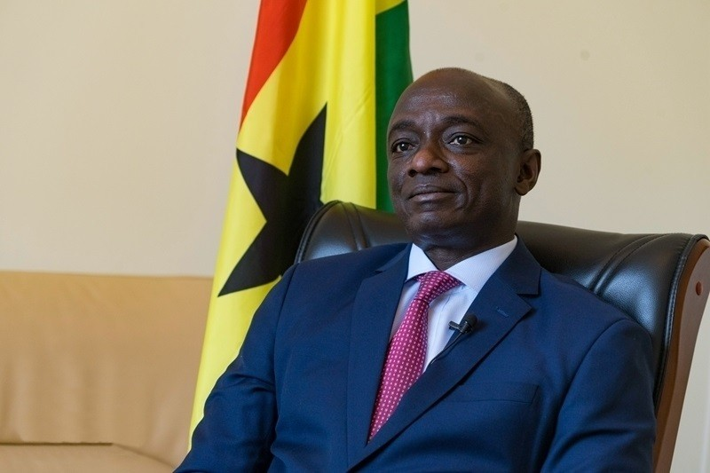 """""""I Don't Think China Growing Cocoa Is A Threat To Ghana""""- Mr Edward Boateng"""